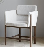 3320 DIN CHAIR IN SMOKED OAK