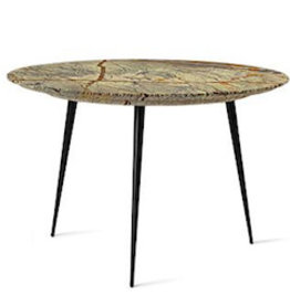 01711 DISC SIDE TABLE