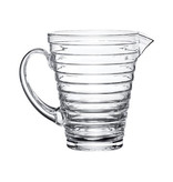 AINO AALTO LEAD FREE PITCHER, CLEAR, 120 CL