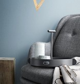 JH5 FRI 设计师配选灰色布料休闲椅