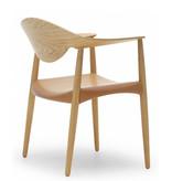 LM92T 实心橡木框休闲椅