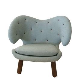 (陳列室展品) PELICAN 有鈕子的休閑椅