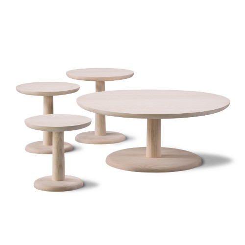 1295 PON ROUND COFFEE TABLE