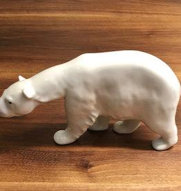 ROYAL COPENHAGEN 皇家哥本哈根狩猎中的极地熊精品瓷器