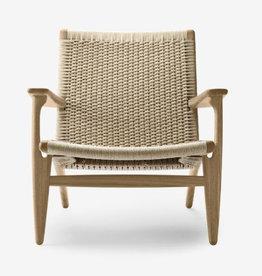 CH25橡木休闲椅