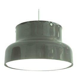 BUMLING PENDANT DUSTY GREEN LED