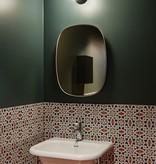 WALL MIRROR 有框灰色掛牆鏡