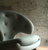PELICAN 有鈕子的休閑椅