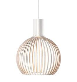 OCTO SMALL 4241 PENDANT LAMP IN WHITE