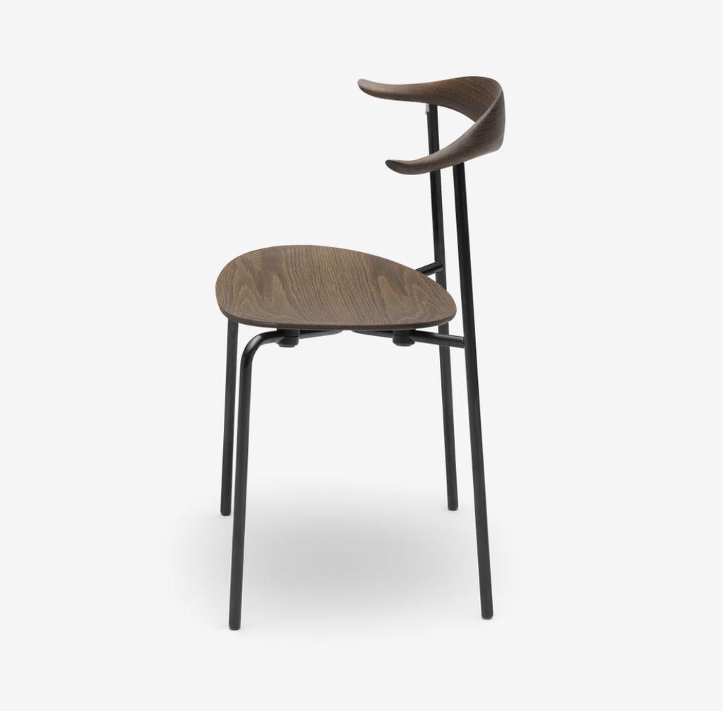 CH88T 煙薰橡木椅子