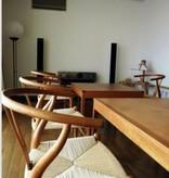 CH24 WISHBONE 樱桃木椅子