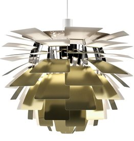 BRASS PH ARTICHOKE PENDANT LAMP IN 60TH ANNIVERSARY EDITION