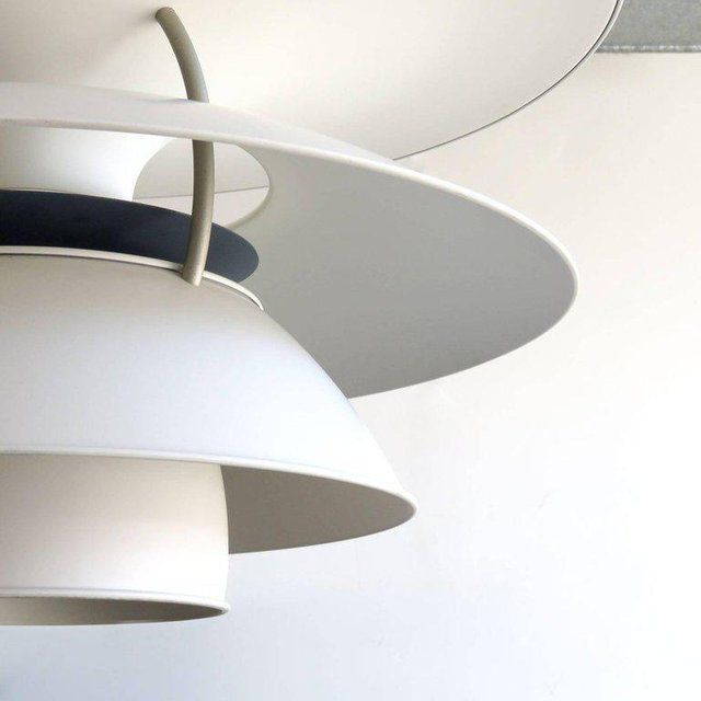 (SHOWROOM ITEM) PH 6 1/2 - 6 CHARLOTTENBORG LED PENDANT LIGHT