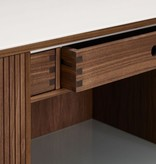 AK 2740 CABINET IN WALNUT