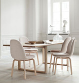 JH20 SAMMEN DINING CHAIR IN BEIGE COLOUR