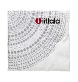 KASTEHELMI 灰色餐巾 (20張裝)