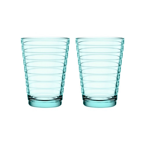 AINO AALTO LEAD FREE TUMBLER, 33 CL, 2-PACK