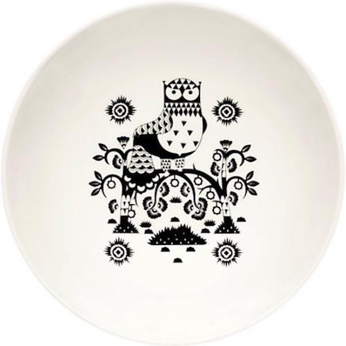 TAIKA 黑色餐碗
