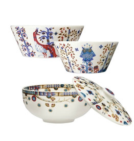 TAIKA WHITE BOWL