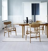CH338 OR CH339 DINING TABLE WITH 4 CHAIRS CAMPAIGN