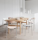 CH327 DINING TABLE WITH 4 CHAIRS CAMPAIGN