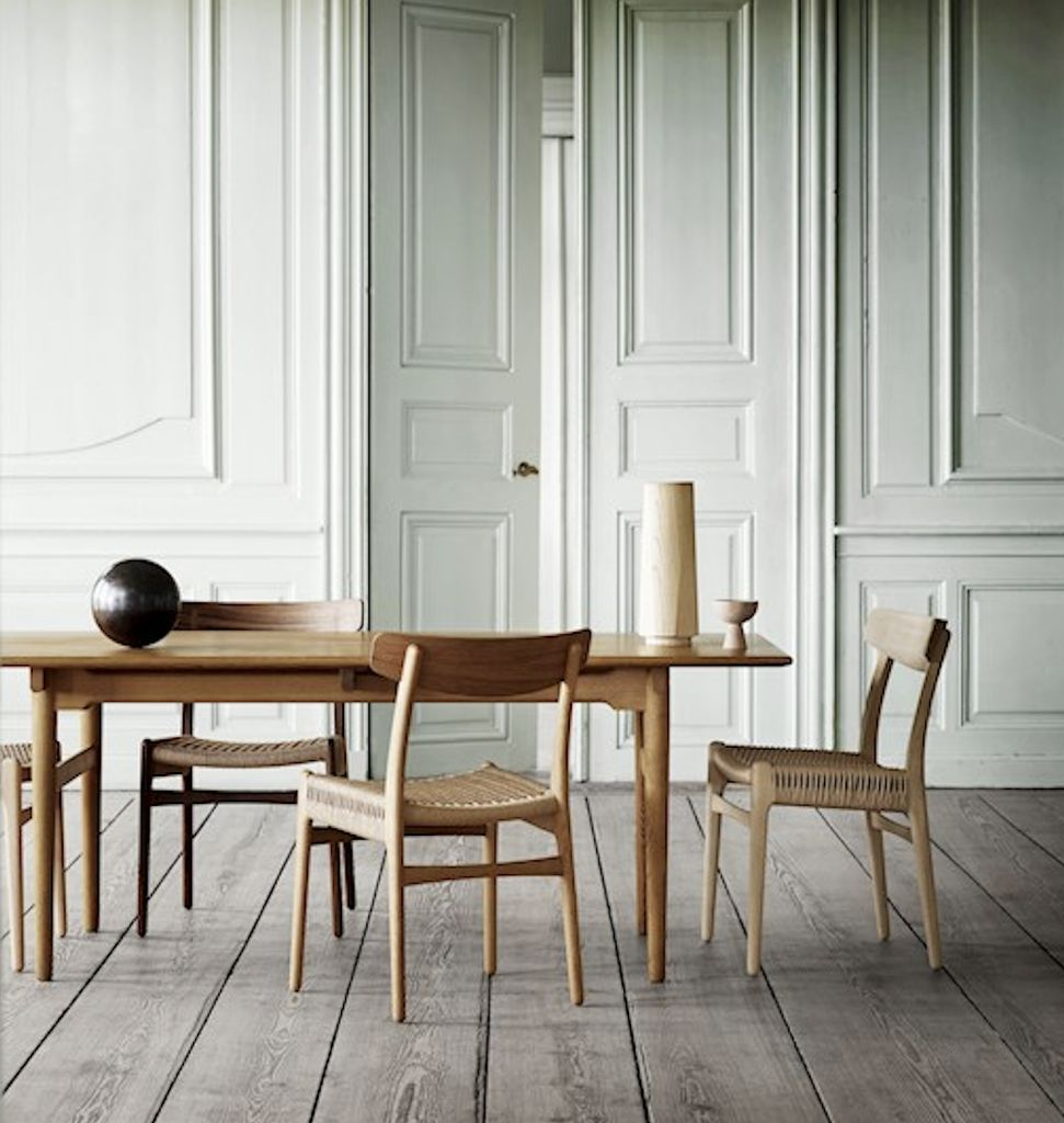 CARL HANSEN DINING SUITE CAMPAIGN