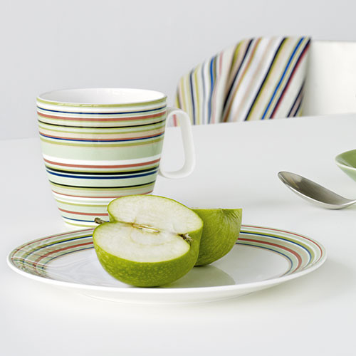 ORIGO GREEN TABLEWARE
