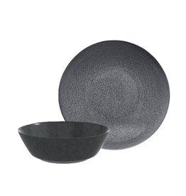 TEEMA TIIMI 碎花深灰色系列餐具