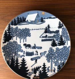 1979 ANNUAL CHRISTMAS PLATE
