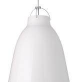 CARAVAGGIO 白色高光泽漆鋼吊灯