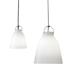 CARAVAGGIO 蛋白石玻璃罩吊灯