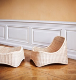 CHILL LOUNGE CHAIR & FOOT STOOL