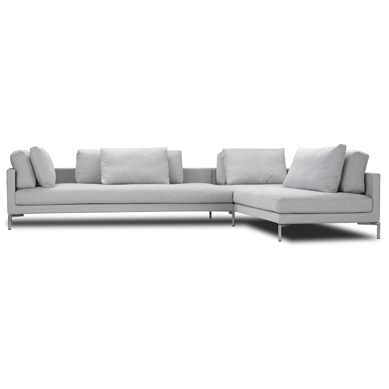 PLANO L-SHAPE SOFA