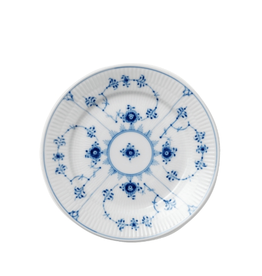 ROYAL COPENHAGEN BLUE FLUTE PLAIN 藍花圖案碟子 19厘米