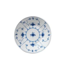 ROYAL COPENHAGEN BLUE FLUTE PLAIN 藍花图案深碟 17厘米
