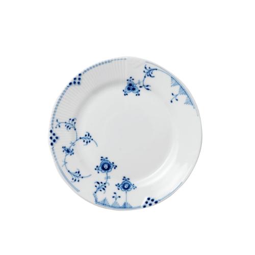 ROYAL COPENHAGEN BLUE ELEMENTS PLATE, 21CM