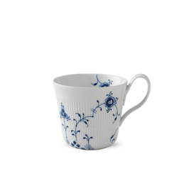 ROYAL COPENHAGEN BLUE ELEMENTS HANDLE CUP, 35CL
