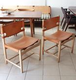 THE SPANISH 無扶手餐椅