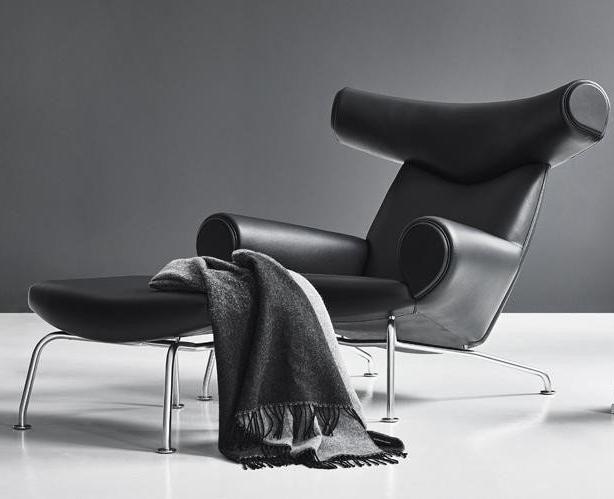 EJ-100 OX 牛角椅