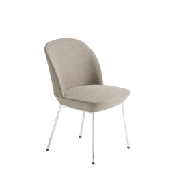 OSLO SIDE CHAIR IN OCEAN FABRIC