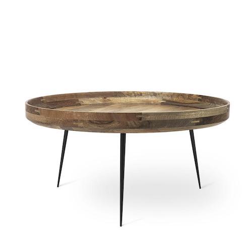 MANGO BOWL 天然芒果木桌子