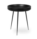 MANGO BOWL 黑色边桌