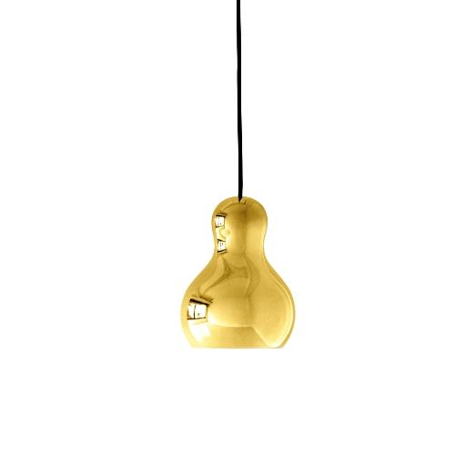 CALABASH PENDANT LIGHT IN GOLD