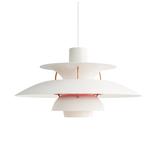 PH 5 MODERN WHITE PENDANT LAMP