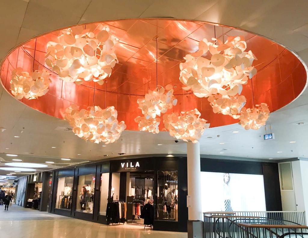 LEAF LAMP 吊灯