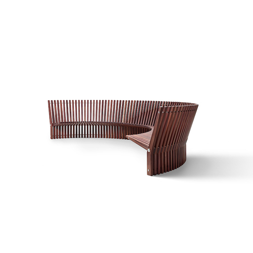 ASTRAL SEMI-CIRCLE BENCH