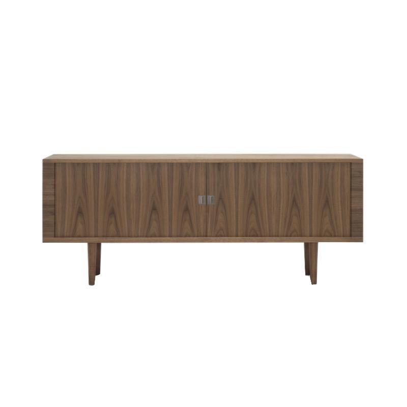 CH825 胡桃木儲物櫃