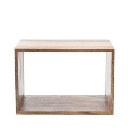MANGO BOX SYSTEM,  MANGOWOOD IN NATURAL STAIN (MEDIUM)