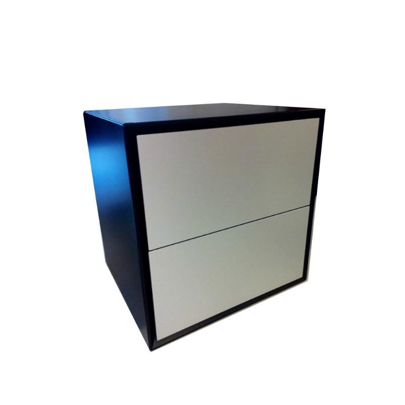 4224 PAUSTIAN 2R CABINET SYSTEM WITH 2 DRAWERS