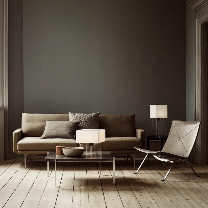 (陳列室展品) PK22 皮革休閒椅